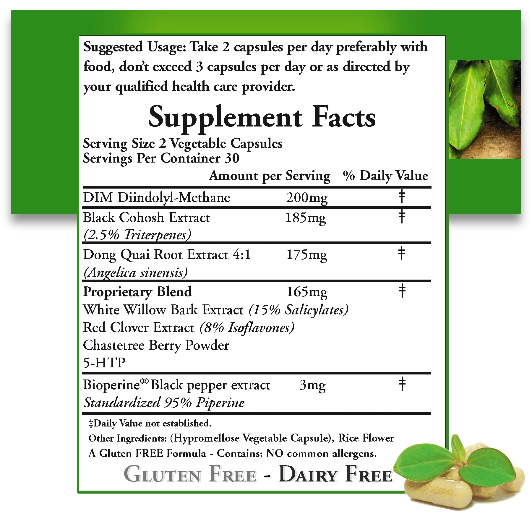 Natural Forms Of Estrogen Food
